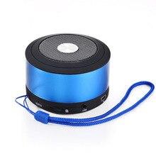 (Envío a Europa) mi visión del Nuevo Diseño Mini Altavoces Portátiles Inalámbricos Bluetooth Altavoz N8S Con Radio FM MICRÓFONO Manos Libres 4 Color
