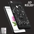 32 ГБ 6.44 дюймов Чехол Для Xiaomi Mi Max Case ТПУ Силиконовый 3D дракон Защитная Задняя крышка Для Xiaomi Mi Max Pro Prime Телефон Coque