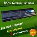 Frete grátis 002 003 PD3D2 TKV2V W4FYY M4RNN P07G P07G001 ym5h6 bateria do laptop original para dell n4030 n4030d m4010 n4020 M4050