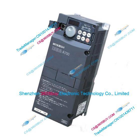 Inverter FR-A720-2.2K 220V Output 3ph 200~240V 11A 0.2~400Hz Variable Frequency Drive New Original