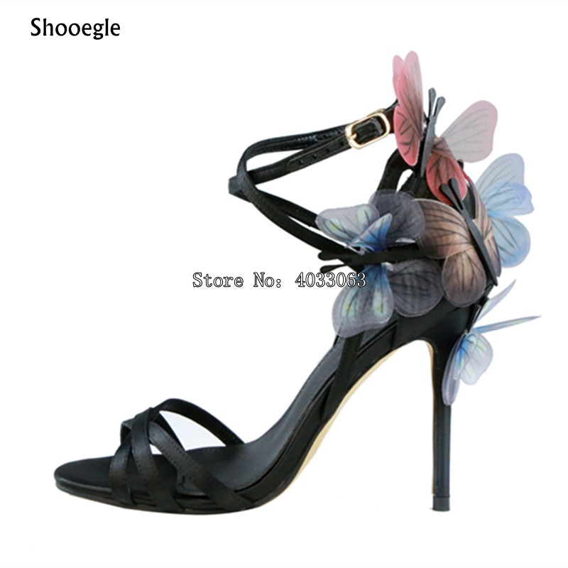 shooegle-2018-new-fashion-designer-shoes-exquisite-butterfly-embellished-thin-high-heels-sandals-sexy-peep-toe-cross-tied-pumps
