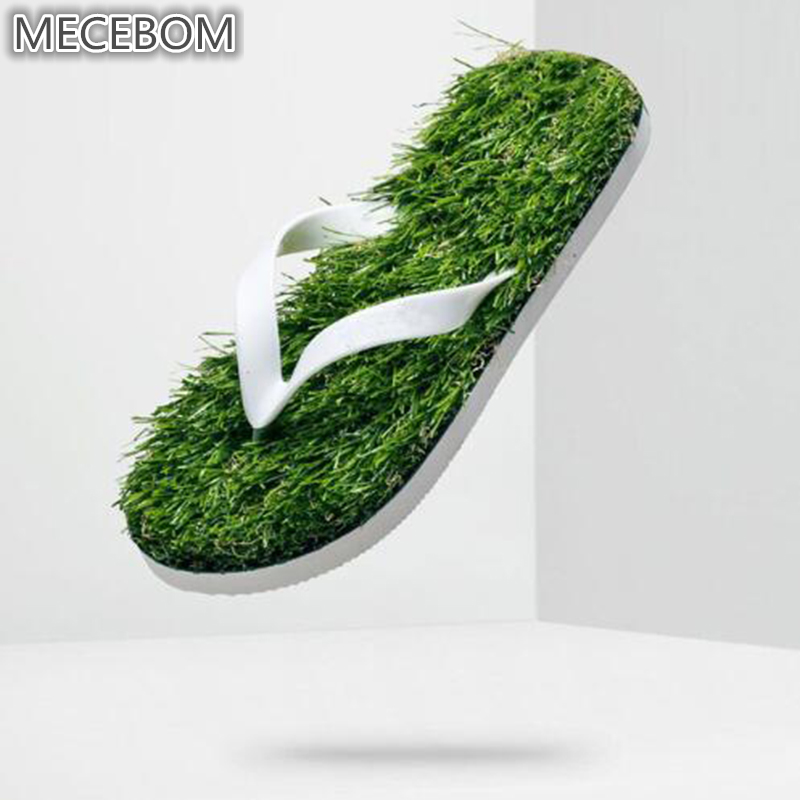 2018 Women Flip Flops Bownot lawn Sandals Shoes Sapato Feminino Beach Wedge Flip Flops Women Slipper Shoes Sandalias Mujer DS8W 2016 summer bowknot shoes woman sandals sapato feminino hawaii beach flat wedge flip flops lady slipper sandalias mujer freeship