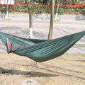 New strong Universal Parachute Nylon Fabric Outdoor  Hammock Ground Cloth for Two Person Travel  Shop