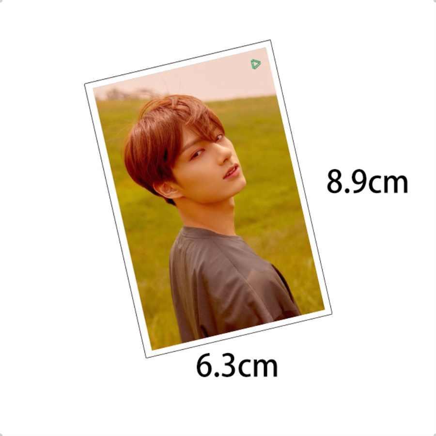 Kpop SEVENTEEN YOU MAKE MY DAY Polaroid Lomo Photo Card New Album  Collective Photocard Poster 40pcs