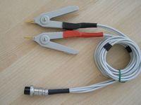 Fast arrival TONGHUI 26004AKelvin DC Low resistance test cable/ test Clip,ohmmeter test clip for resistance tester