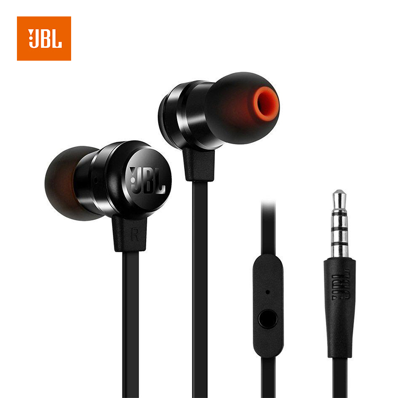 c8645a3630e Detail Feedback Questions about JBL T280A Stereo In Ear Headphones with Flat  Cable with In Line 1 Button Remote and Microphone Lightweight 9mm Driver ...