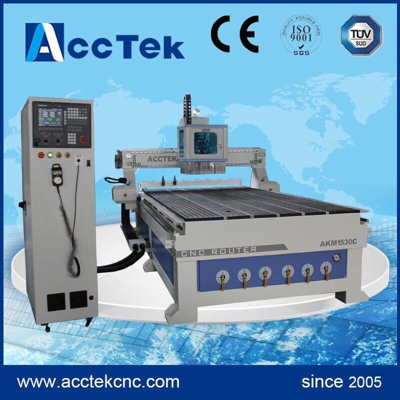 Производитель Китай 1325 1530 2030 с ЧПУ инструмент журнала/УВД ЧПУ с hiwin направляющая