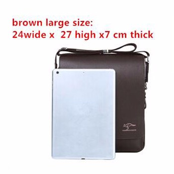 Brown large 4364
