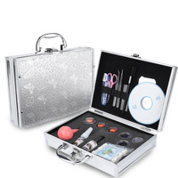 Professional False Eyelash Extension Cosmetic Set Natural Cluster Long Individual Lashes False Fake Eyelashes Makeup Kit