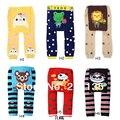 2014 новые милый ребенок мальчики хлопка п . п . малышей теплые брюки дети детский мультфильм леггинсы ультра колготки носки