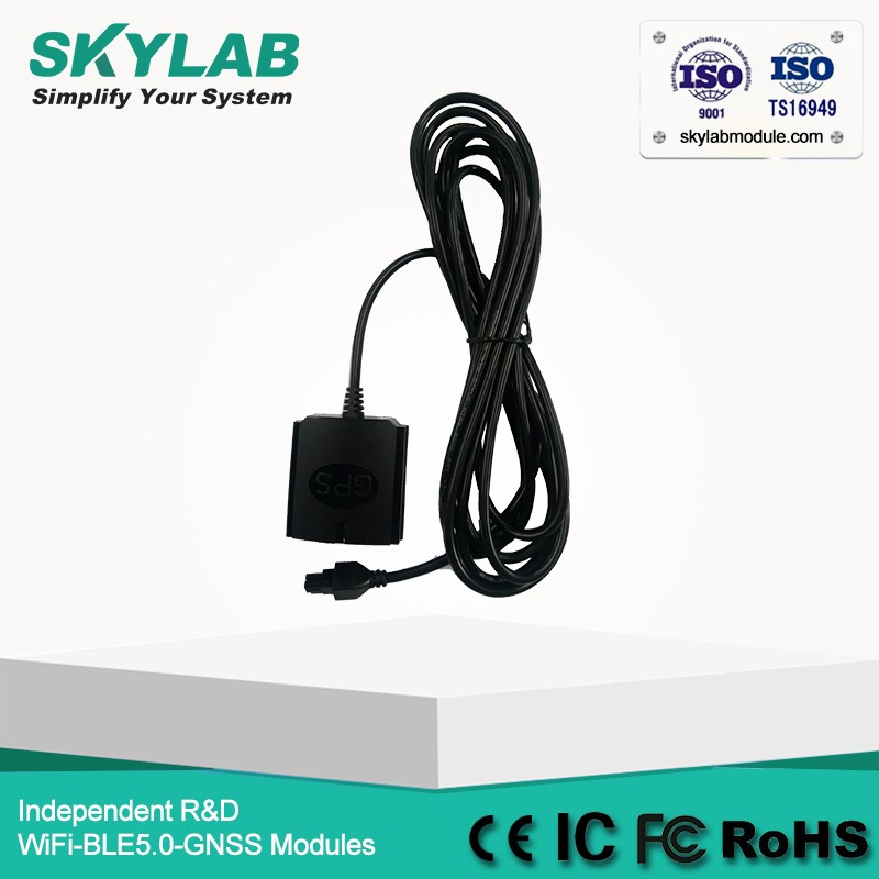 US $19 44 |Skylab gps receiver for vehicle/tablet SKM55 USB/PS2/RS232 gps  mouse g mouse gps receiver-in GPS Receiver & Antenna from Automobiles &