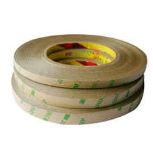 50M/Roll  8mm 10mm 12mm Double Sided Tape 3M Adhesive Tape for 3528 5050 ws2811 Led strips цены