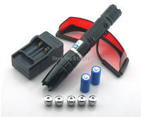 Best Promotion Powerful Blue Noble Laser Pointer Light Pen 445nm 450nm Beam Match Cigarette Burning Star