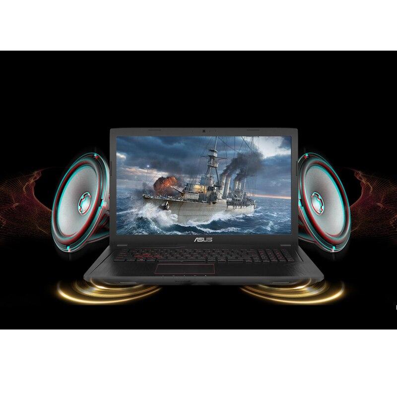 Asus laptop Brand ZX53VD7700 8GB RAM 1TB ROM Windows 10 System 2.8GHz + 4GB GDDR5  15.6 inch Nvidia Intel i7 bluetooth notebook