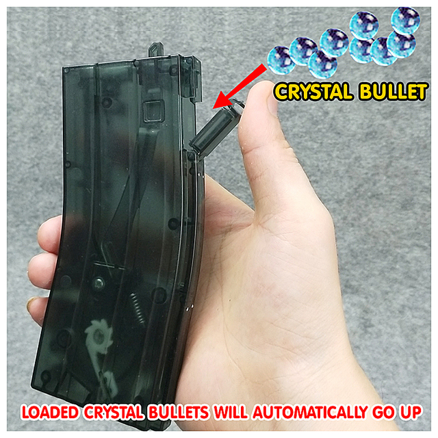 Airsoft Air Guns Game Toy Gun Soft Air Water Bullet Bursts Gun Live CS Assault Snipe Weapon Outdoors Toys