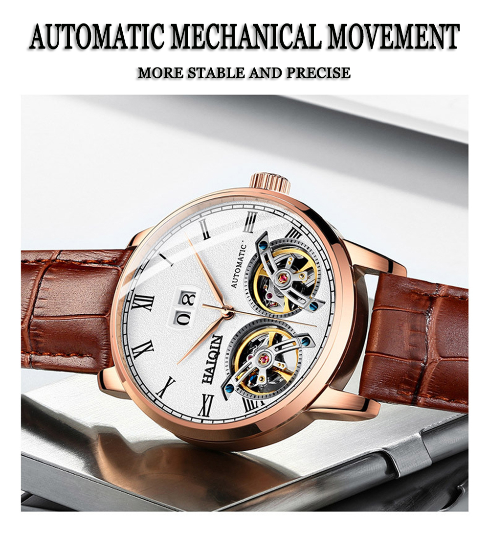 HTB1.qG2elOD3KVjSZFFq6An9pXa2 HAIQIN Men's watches Mens Watches top brand luxury Automatic mechanical sport watch men wirstwatch Tourbillon Reloj hombres 2018