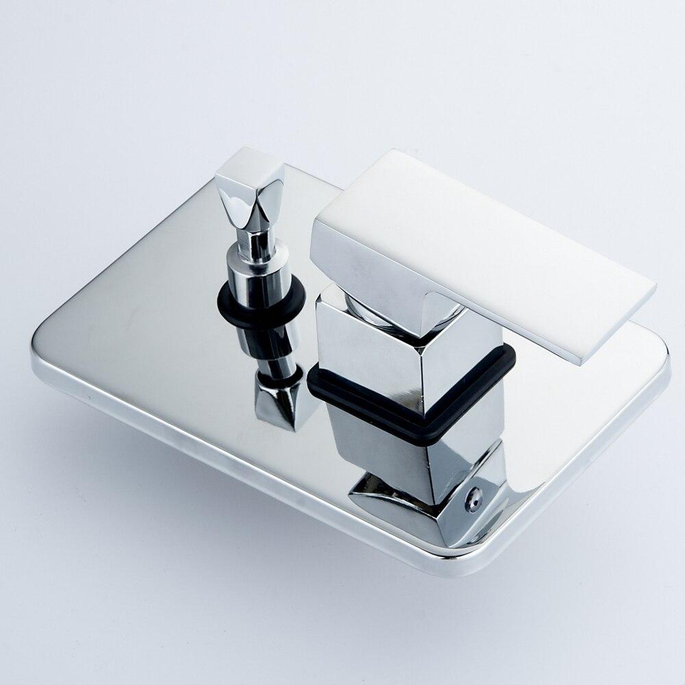 Robinet de mélange de salle de douche de haute qualité pour robinet de salle de bain robinets de douche dans un ensemble de douche mural BR-9111