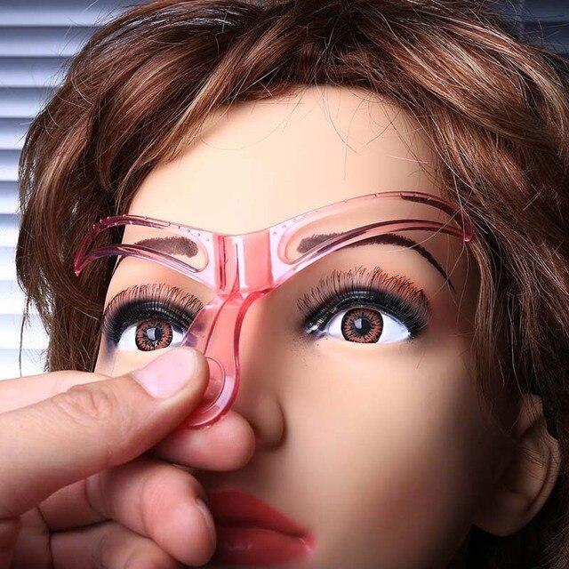 T Card Eyebrow Threading Card Thrush Card Threading A Word Eyebrow