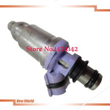 4pcsFree shipping  High performance OE. 5550 23250-70100 NOZZLE 23209-70100 2325070100 for CROWN CRESTA CHASER 1G-FE