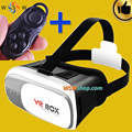 3D Cinema Glasses Mobile Phone 3D Virtual Reality Glasses With Bluetooth Controller VR Glasses For Video Oculos 3D Gafas Glass