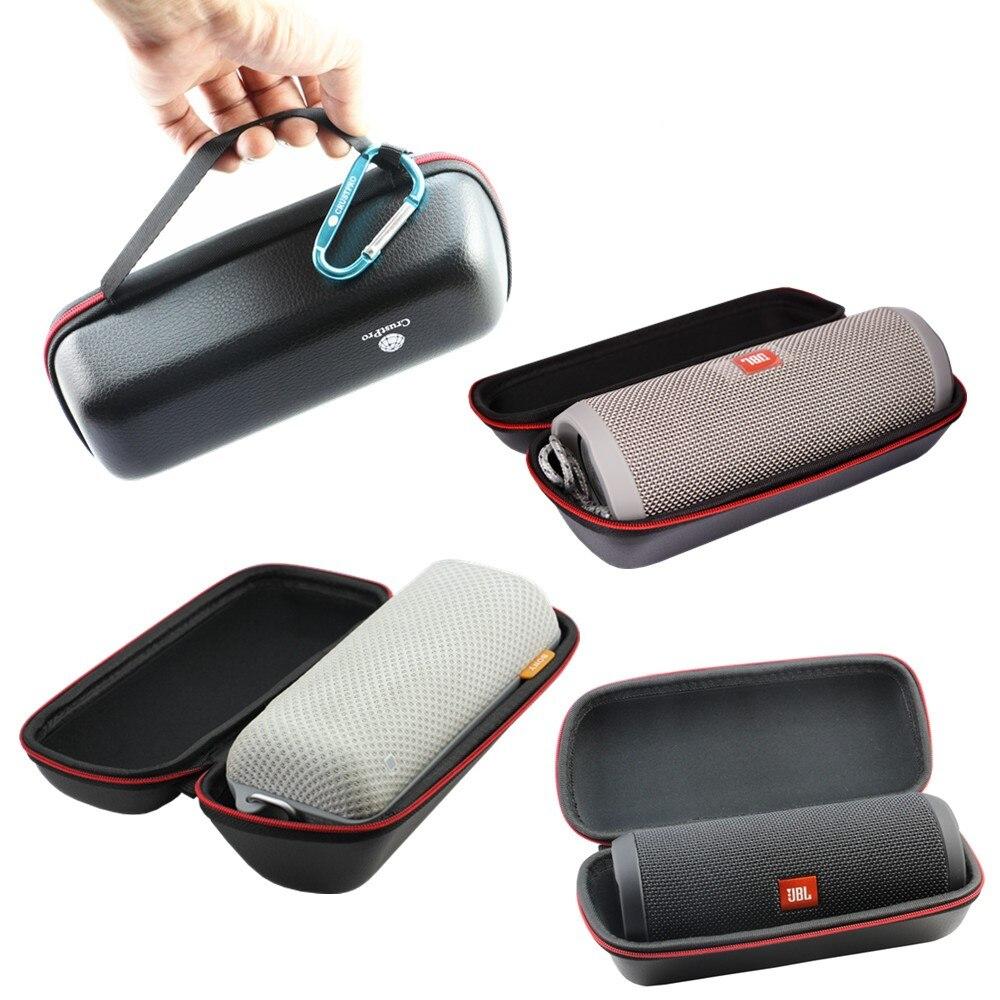 imágenes para 2017 bolsa de la manga portátil bolsa cubierta de la caja protectora de la cubierta case para flip jbl 3 flip 4 sony srs-bts50 inalámbrica bluetooth altavoz