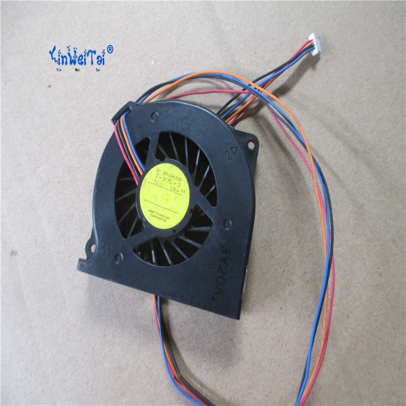 New Original fan for  T-317C-3 Toshiba 5v 0.3A  laptop CPU fan de salitto de salitto 680283