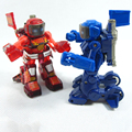 New 2016 Unique Kid Toy Remote Control rc Kumite Robot battrobotToys For Children FSWB Free Shipping