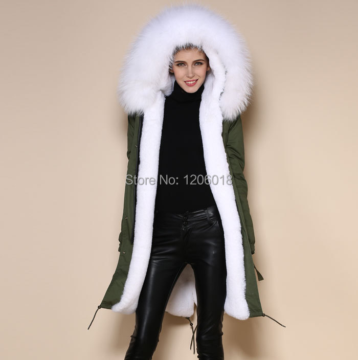 Aliexpress.com : Buy 2017 High Quality parka coatArmy green sexy