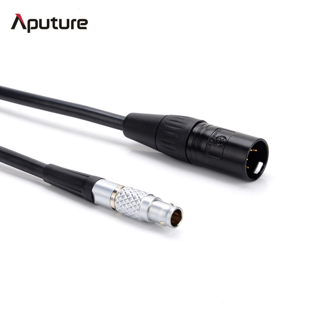 Aputure Power cord Cable connected control box and light for LS C120d and LS C120t COB