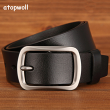 Luxury designer belts men high quality brand cowhide genuine leather pin buckle solid casual belt cummerbunds dropshipping