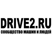 CS-073#9.8*30cm DRIVE2.RU funny car sticker and decal vinyl auto stickers