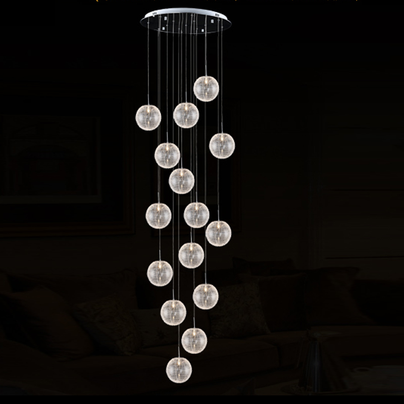 Glass Ball Pendant Light Stairs Pendant Lamps Restaurant Decoration Glass Pendant Lights Glass Lamp Lighting Hanging Lamp Cord glass ball pendant light stairs pendant lamps restaurant decoration glass pendant lights glass lamp lighting hanging lamp cord