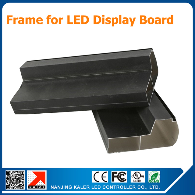 1m Pcs 6pcslot 4590 Aluminum Frame For Led Display Board