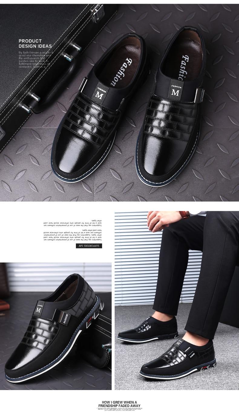 HTB1.qKGaYr1gK0jSZFDq6z9yVXa5 ZUNYU New Big Size 38-48 Oxfords Leather Men Shoes Fashion Casual Slip On Formal Business Wedding Dress Shoes
