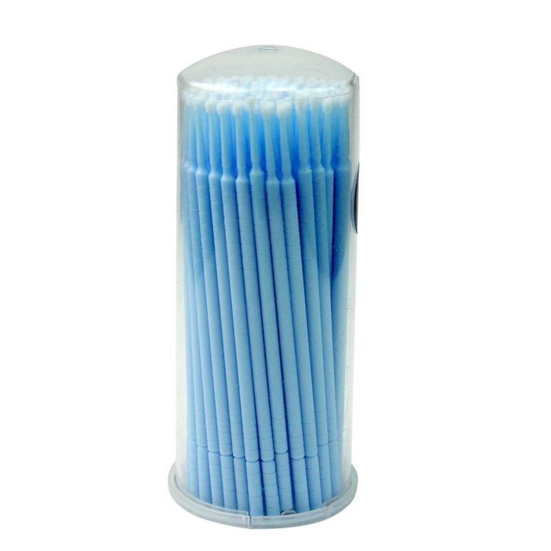 Herzhaft 100 Stücke Einweg Wimpernverlängerung Micro Pinsel Applikatoren Mascara Lint Einweg Make-up Wimpern Tools Schönheit & Gesundheit Werkzeuge & Zubehör