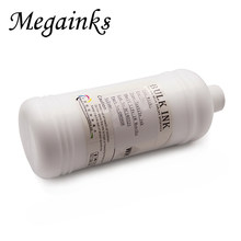 500ML Dtg White Textile Ink for for Roland for Mimaki for Mutoh DX3 DX4 DX5 DX6 DX7 Printhead & Digital Flatbed Inkjet Printer(China)