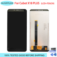 For cubot X18 plus LCD Display And Touch Screen assembly Repair Parts 5.99 Inch Replacement For x18plus x 18 +Tools