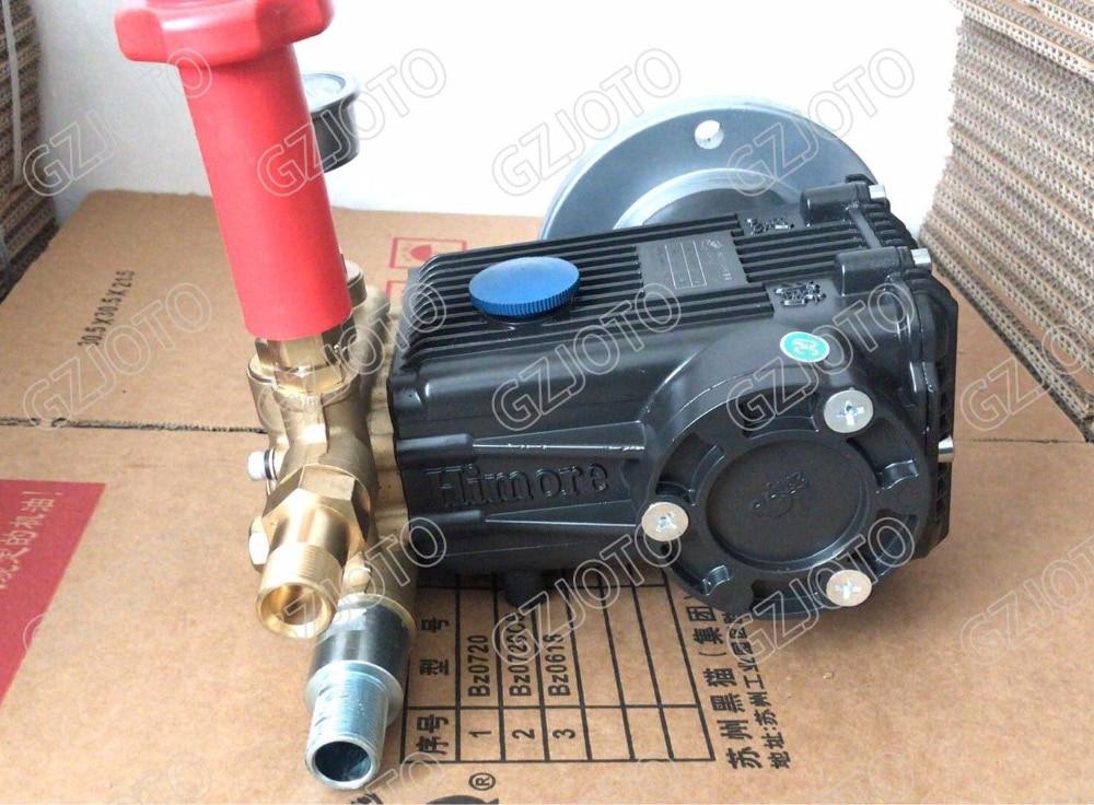 46 60l min high capacity three cylinder piston pump cast iron spray pesticide pump head Piston Pump Copper Washing Plunger Pump 20L/min High Pressure Water Pump Head