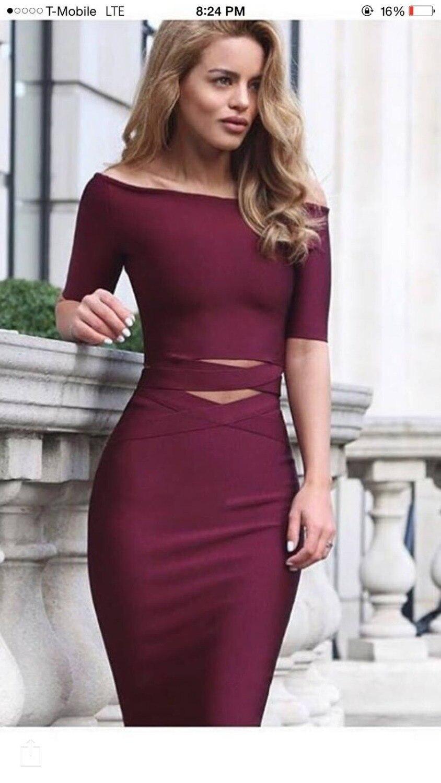 Popular Burgundy Short Dress Buy Cheap Burgundy Short