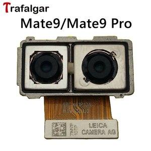 Image 1 - كاميرا خلفية لهاتف هواوي ميت 9 Mate9 كاميرا رئيسية كبيرة لهاتف هواوي ميت 9 برو قطع غيار كابل مرن