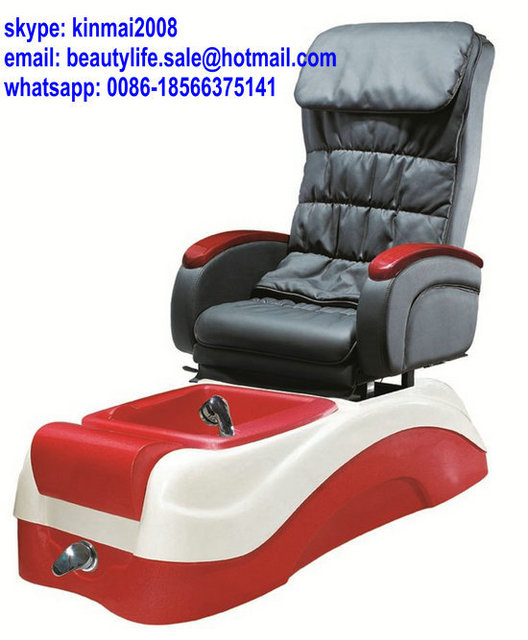 The Excellent Spa Pedicure Chair, Massage Foot Spa Chair And Massage Foot  Tub, Portable