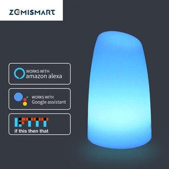 Cadeau de noël LED lumière tactile Luminaria éclairage chambres lampe batterie alimenté enfants lumière Usb changement de couleur