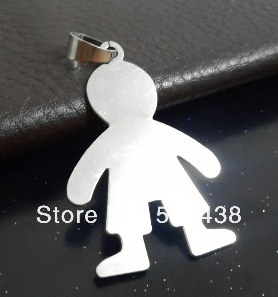 charm white on sales pendant gemaffair shop incredible summer gold little waving boy