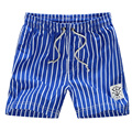 2016 Men Beach Shorts Brand Quick Drying Men Shorts Casual Short Pants Plus Size M-2XL Casual Striped house coat board shorts