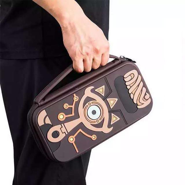 The Legend of Zelda Sheikah Slate Carrying Storage Bag