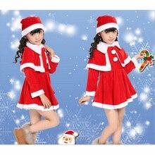 Фотография 2016 New Christmas Baby Romper Boy Girl Xmas Set Children Christmas Dress Kid Santa Claus Costume Children