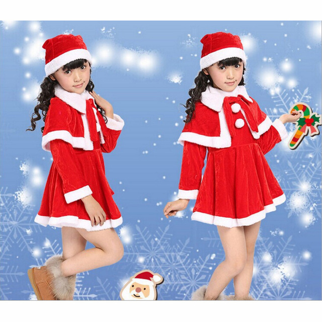 b658318f5cf7 2018 New Christmas Baby Romper Boy Girl Xmas Set Children Christmas Dress  Kid Santa Claus Costume Children s Christmas Suit