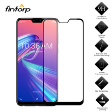 Fintorp 3D Tempered Glass For Asus Zenfone Max Pro M2 ZB631KL Screen Protector For Asus Zenfone Max M2 ZB633KL Protective Film protective tempered glass screen protector film guard for asus zenfone 5