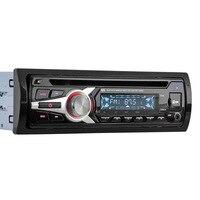 Car MP3 Player Độc Din Car Stereo DVD/CD/MP3/USB/SD/FM Car Stereo màn hình Từ Xa Không Dây FM Đài Phát Thanh Car Audio player