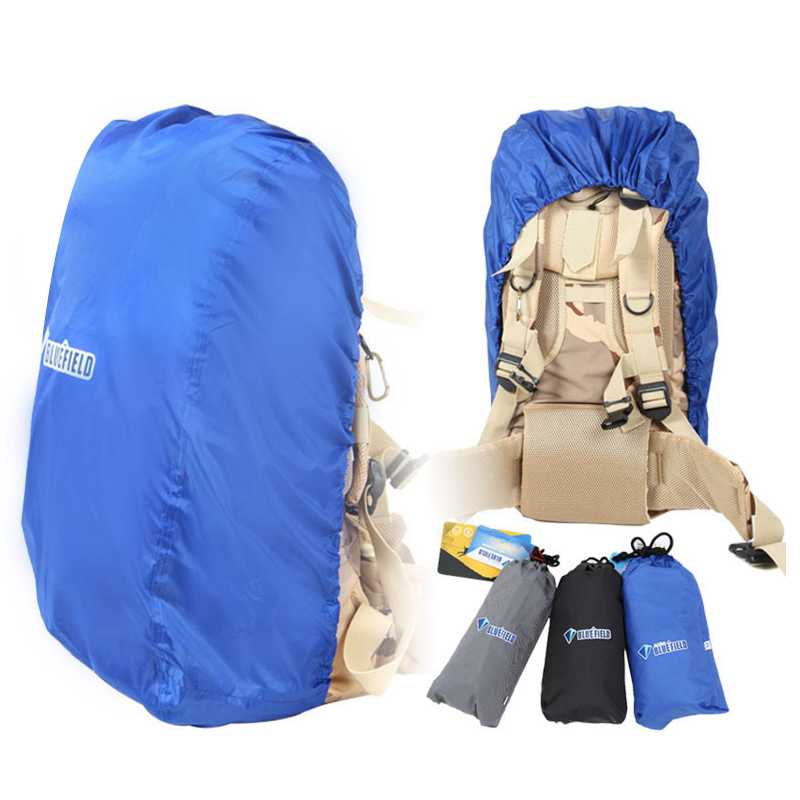New High Quality Backpack Rain Cover Outdoor Travel Climbing Waterproof Cover Case for 15L-80L Shoulder Bag Travel Kit Bag